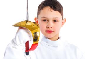 Fäktning barnkalas