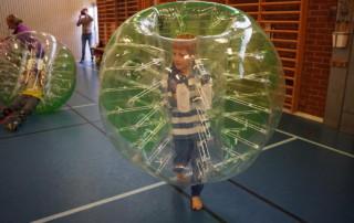 bubbleball barnkalas